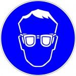 Gebot_Schutzbrille